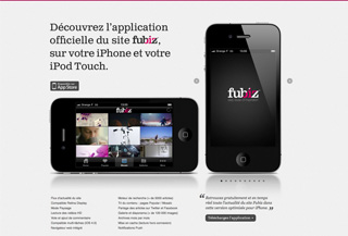 iPhone Fubiz