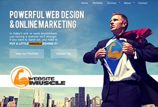 Website Muscle
