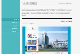 Manivasagam-Freelance Desginer