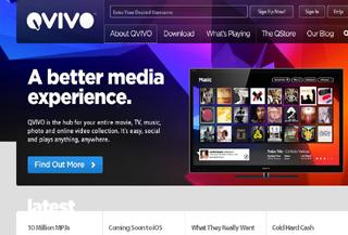 QVIVO Social Media Center