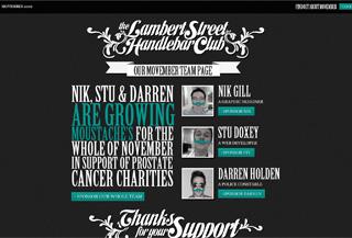 Lambert Street Handlebar Club