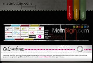 metinbilgin.com