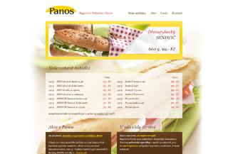 Bageterie Pekařství Panos
