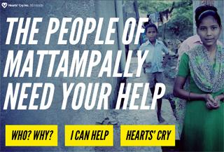 Hearts' Cry India