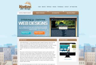 Kenton Web Design in Buffalo