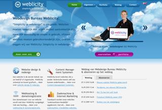 Weblicity, Webdesign Agency