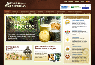 Cheese from Asturias