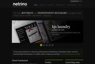 Netrino Bespoke Online Shops