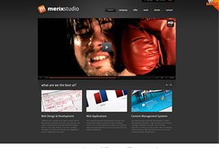 Merix Studio 2011 (Redesign)