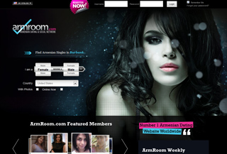 ArmRoom.com - Armenian Dating
