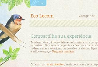 Experiência Lecom