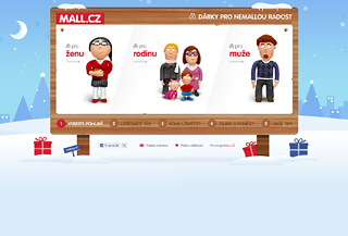 MALL.cz - gift guide