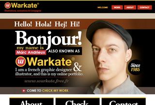 Warkate
