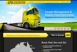 Customised Freight Solutions