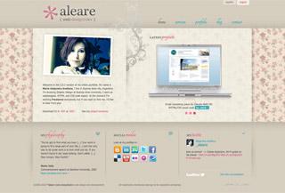aleare web:design&dev