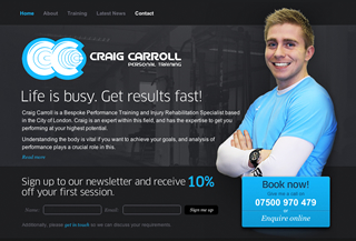 Craig Carroll PT