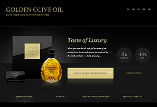 Golden Olive Oil
