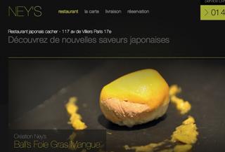 Ney's Sushi Paris