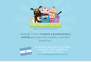 Castings Online
