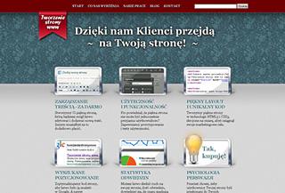 tworzenie strony www
