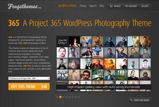 365 Pro WP Theme