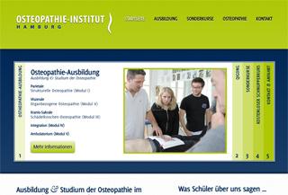 Osteopathie-Institut Hamburg