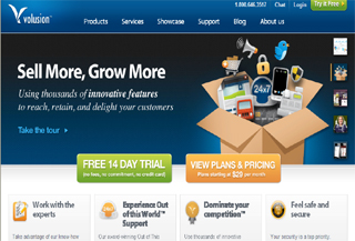 Volusion Ecommerce Software