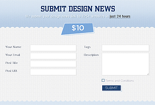 Submit Design News