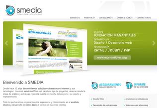 Diseño Web SMEDIA