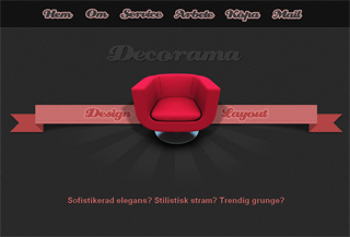 Decorama Design & Layout