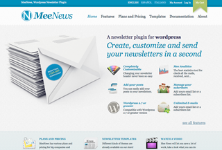 Newsletter for WordPress