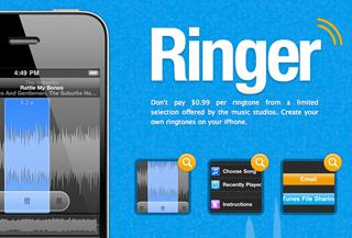 Ringer App