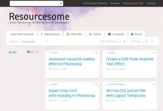 Resourcesome