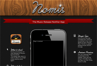 Nomis - The Music Release