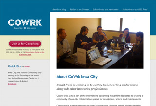CoWrk Iowa City