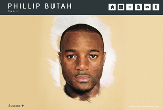 Phillip Butahh | The Artist