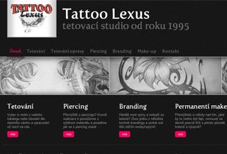 Tattoo Lexus