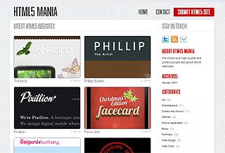 HTML5 Mania