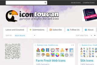 IconToucan