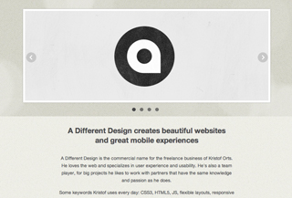 A Different Design