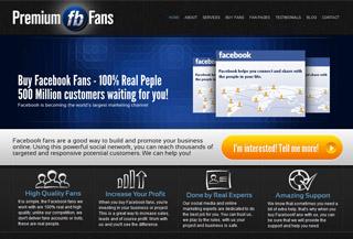 Premium FB Fans