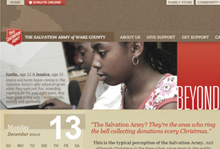 Salvation Army of Wake County