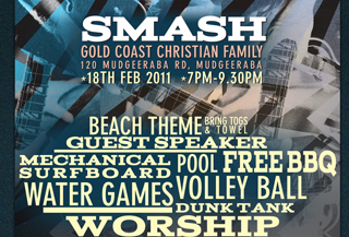 Smash Youth Event Gold Coast