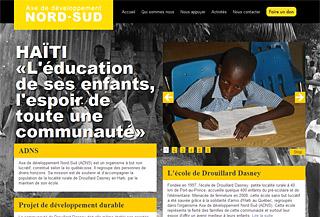 ADNS Haïti