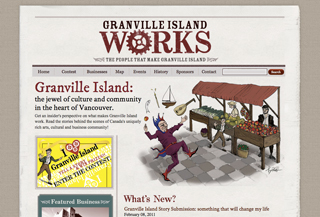Granville Island Works