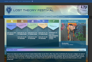 Lost Theory Festival