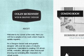 Colin McKinney / Design