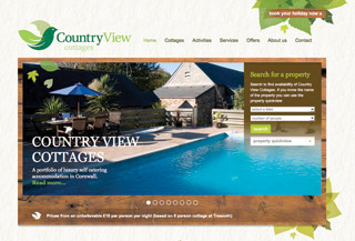 Country View Cottages