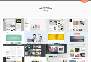 Theme Design Gallery