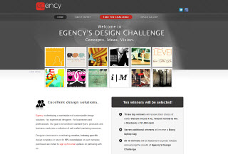 Egency's Design Challenge